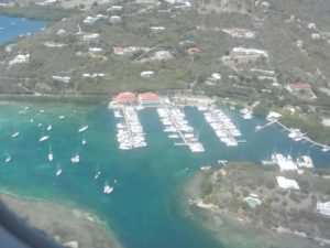 Hodges Creek Marina in Tortola