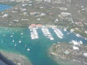 Hodges Creek Marina in Tortola