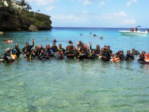 tauchen in Curacao